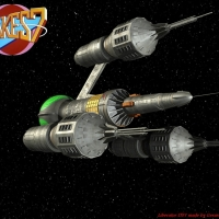 Blake´s 7: Liberator DSV