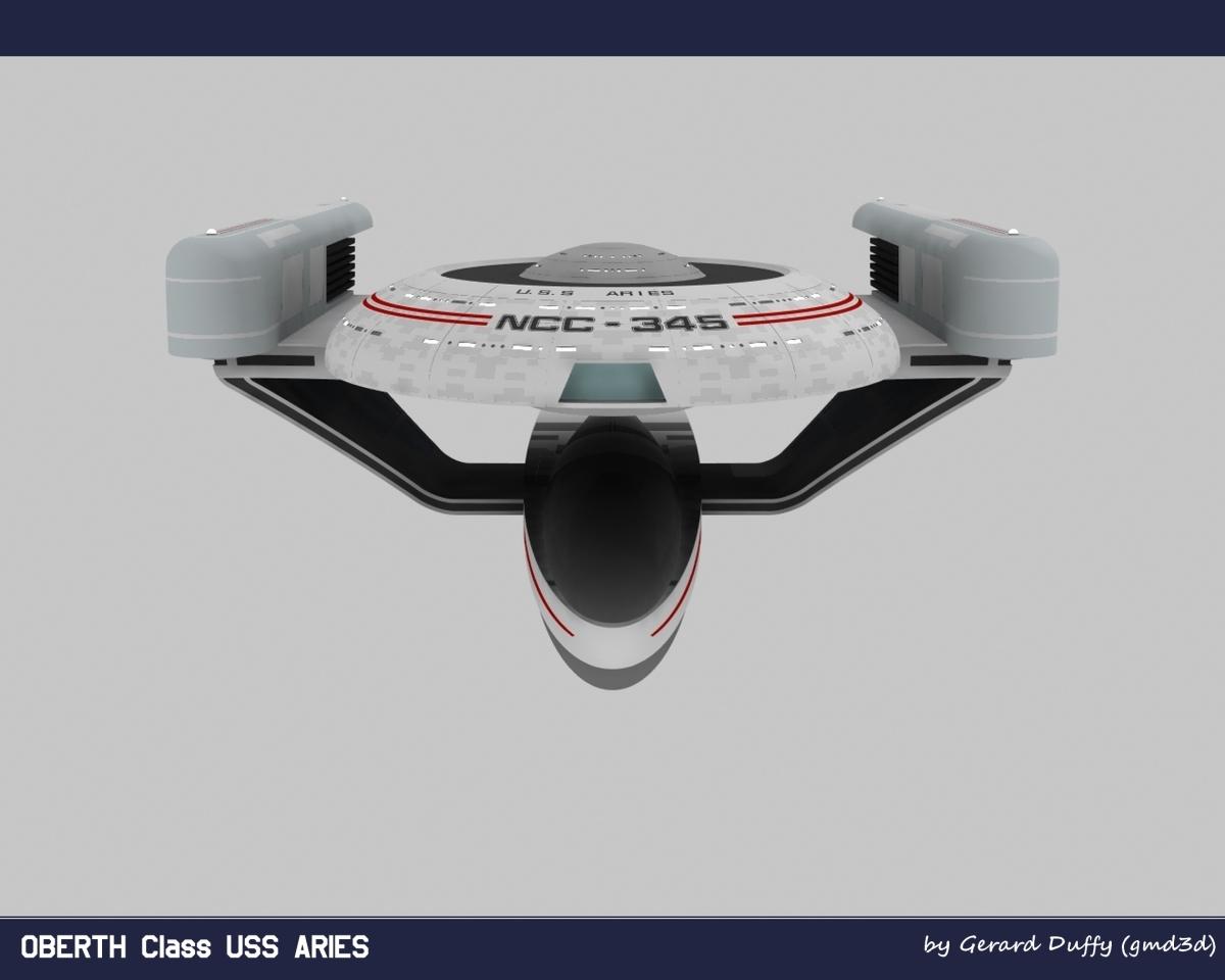 Star Trek: Oberth Class