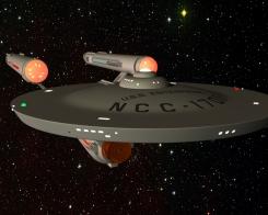 USS Enterprise 001