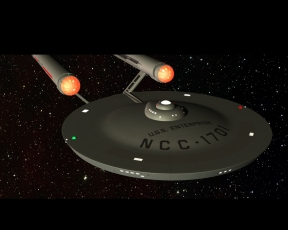 USS Enterprise 001