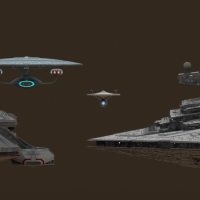 Starship Dimensions: Battlestar Galactica (TOS) Part 3
