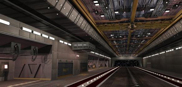 hanger bay 1