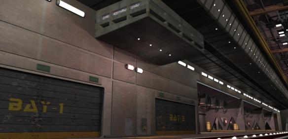 hanger bay 2