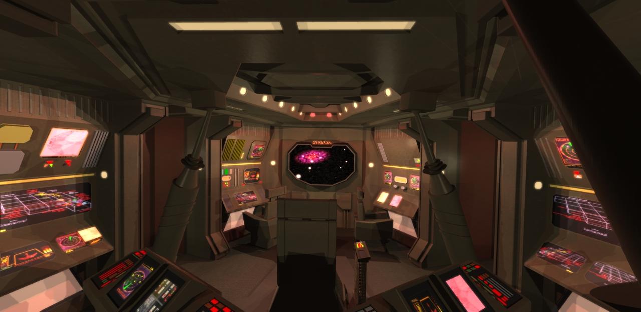Klingon Bird-of-Prey | Star Trek