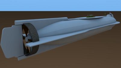 Nautilus Render 02