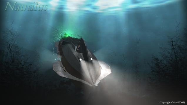 Nautilus Dive Deep
