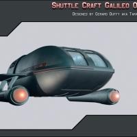 Star Trek: Galileo 05 Reimagined P1