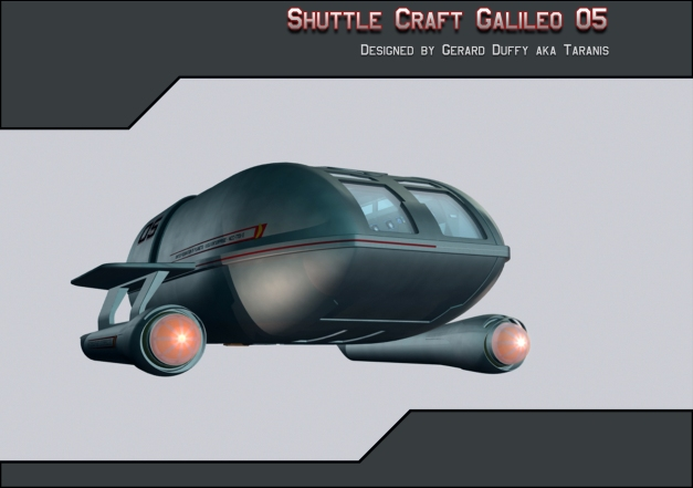 Shuttle-Galileo