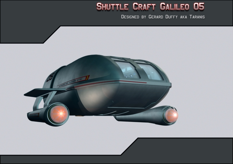 Shuttle-Galileo