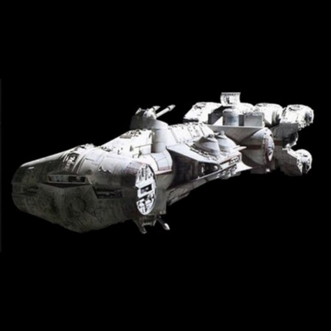 03 Blockade Runner