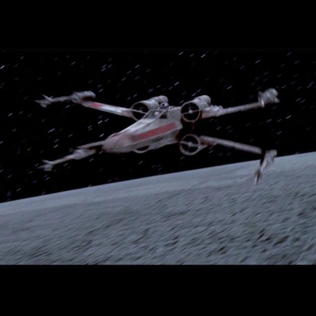 1 X-wing