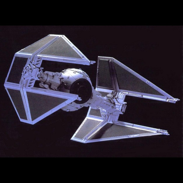 3 Interceptor Tie Fighter