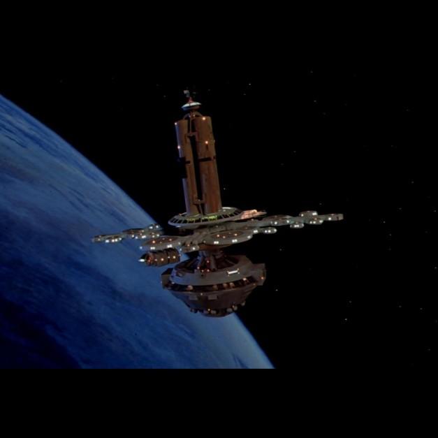4 Orbital office complex