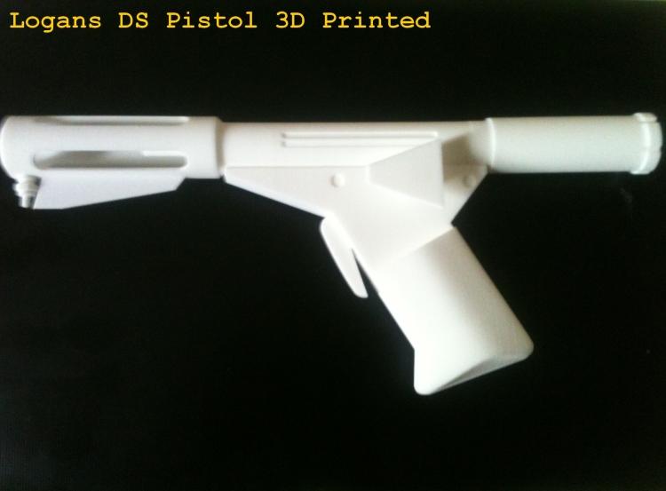 Logans DS Pistol