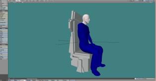 Bridge chair 001
