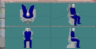 Bridge chair 002 Captains