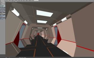 Corridor Set 4a