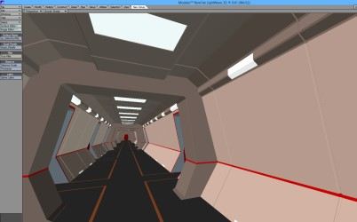 Corridor Set 4b