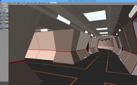 Corridor Set 4d
