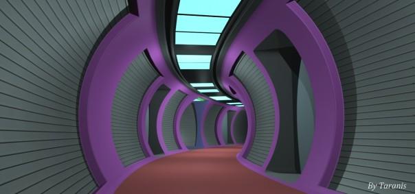 Romulan Outer Corridor