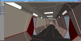 Set Corridor 002