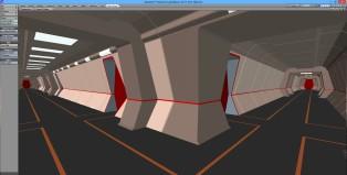 Set Corridor 004