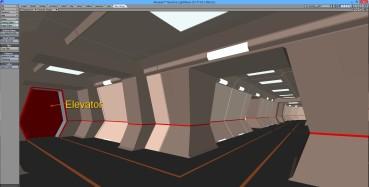 Set Corridor 005