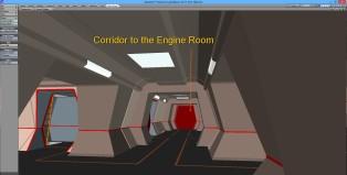Set Corridor 007