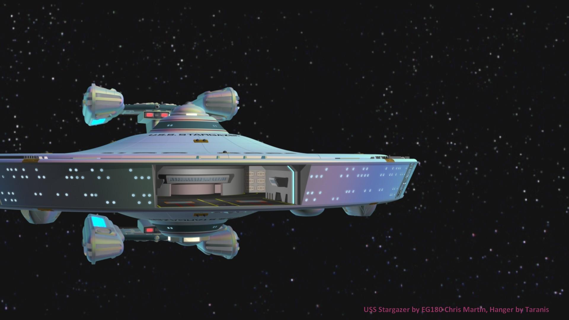 Star Trek TOS | gmd3d's Art & Designs