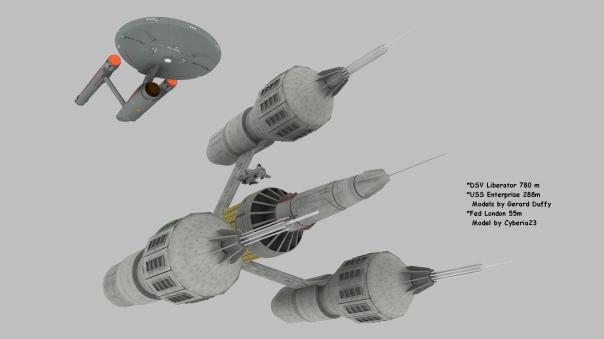 Liberator 780 m  London 55m Enterprise 288m lowpro1