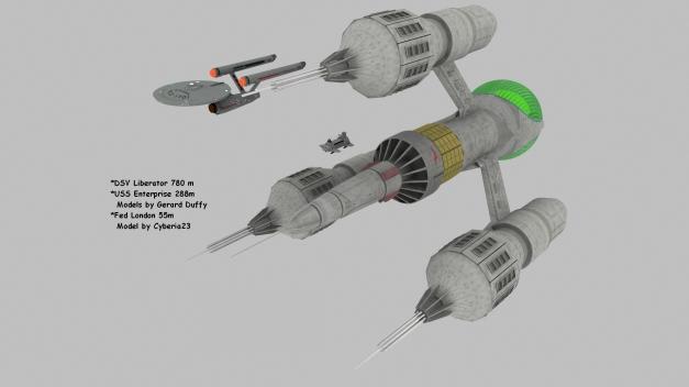 Liberator 780 m  London 55m Enterprise 288m pro2