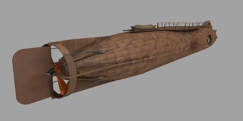 Nautilus aft3