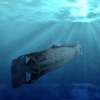 Concept Design: Jules Verne's Nautilus 11