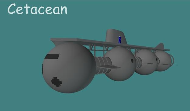 Cetacean 1