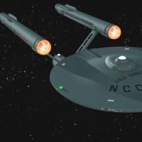 Star Trek Bussard Test 1