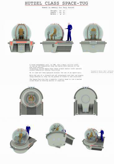 Hutzel Class Space Tug 1