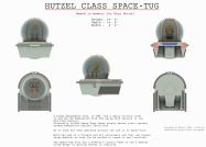 Hutzel Class Space Tug