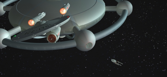 Spacedock 006