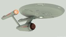 USS ENTERPRISE -001