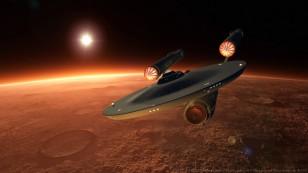 enterprise in orbit 4