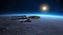 enterprise in orbit Deadworld