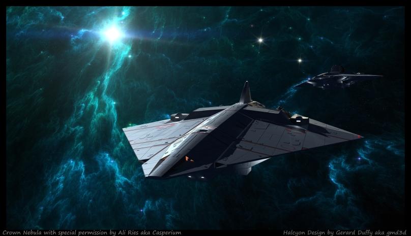 Halycon in Space Ali3