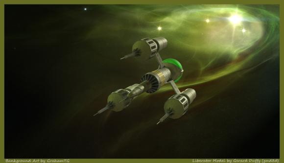 Liberator In Green1
