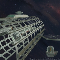 Star Trek Orbital Space(Dry)Dock
