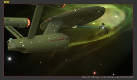 10 Enterprise and Klingon 444