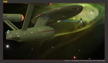 10 Enterprise and Klingon 444