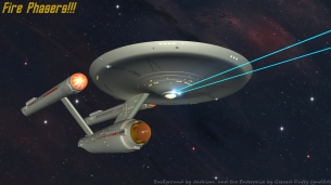 Fire Phasers