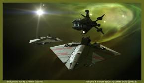 Halycon in Space Graham