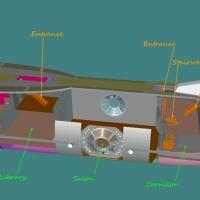"""Concept Design: Nautilus Rebuild 1: """"Reworking Interior Plan"""""""