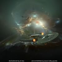 Star Trek Antartica Nebula